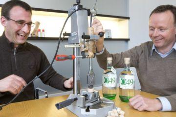 Georgsmarienhütter stellen eigenen Gin her